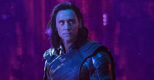 Loki em Vingadores