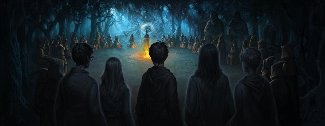 Potterish :: Harry Potter, o Ickabog, Animais Fantásticos e JK Rowling VIRA-TEMPO: Tudo que aconteceu na Batalha de Hogwarts