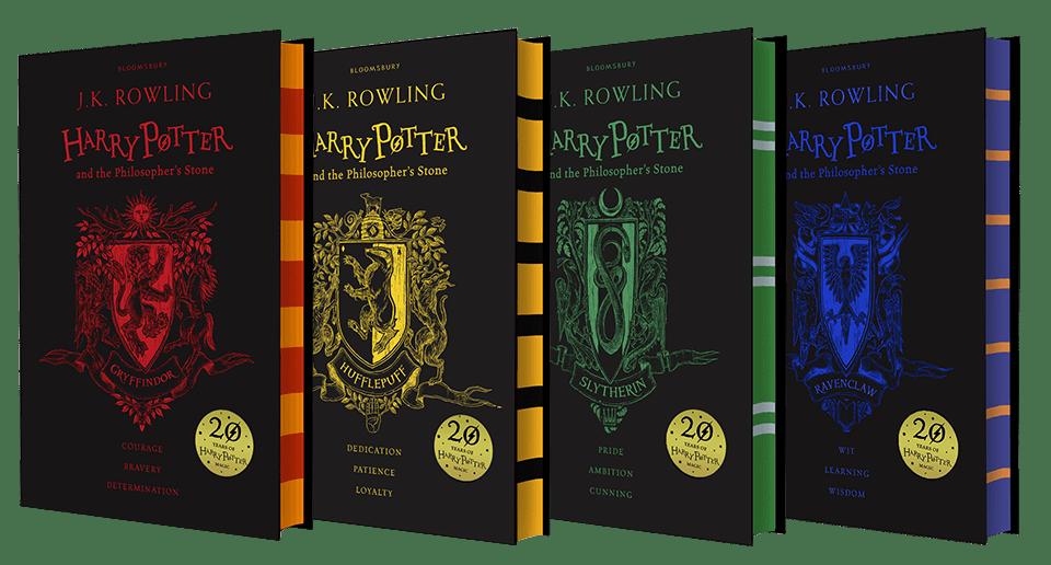Vendas dos livros de Harry Potter no Reino Unido aumentaram 31% em 2017