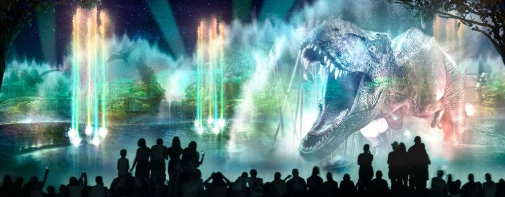 Potterish ATUALIZADO: Parque de Harry Potter anuncia novo show de luzes aquático