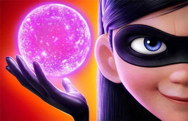 Violeta Pêra, em Os Incríveis 2