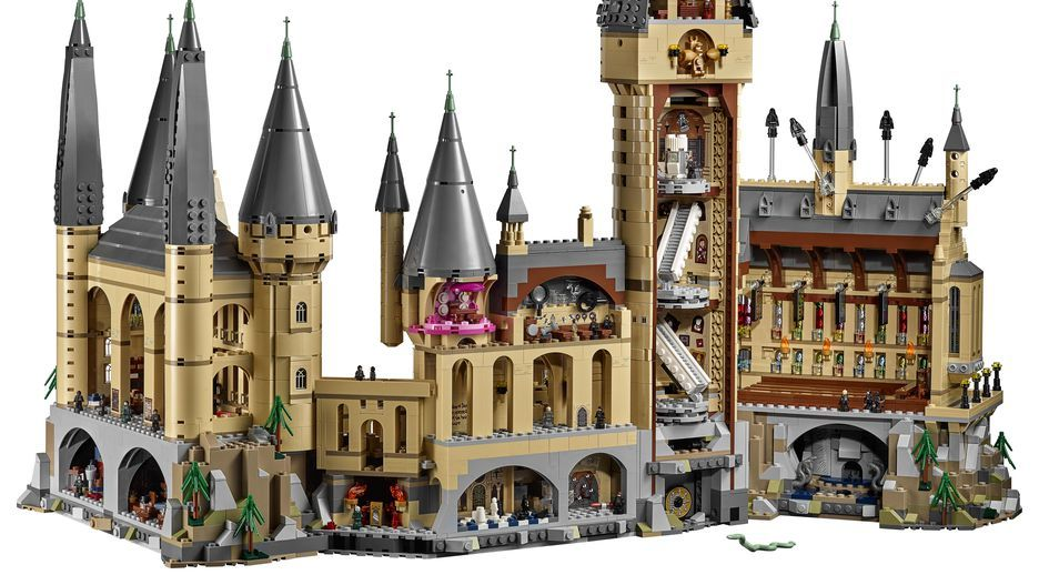 Harry Potter Lego Line Wins Licensed Product Of The Year Award
