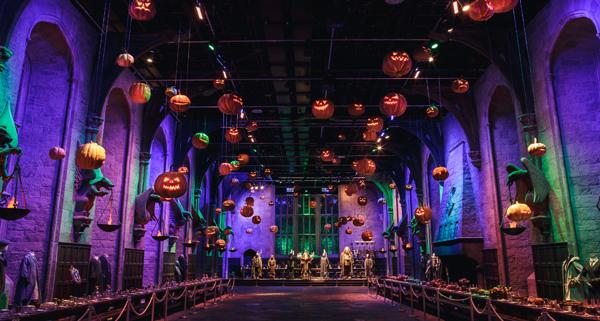 Potterish Warner Bros. Studio Tour promoverá celebração de Halloween