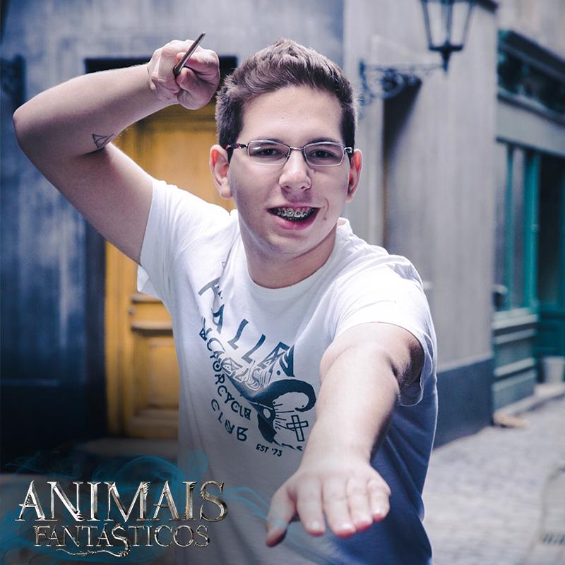 Potterish :: Harry Potter, o Ickabog, Animais Fantásticos e JK Rowling O dia em que visitamos o set de filmagem de Animais Fantásticos