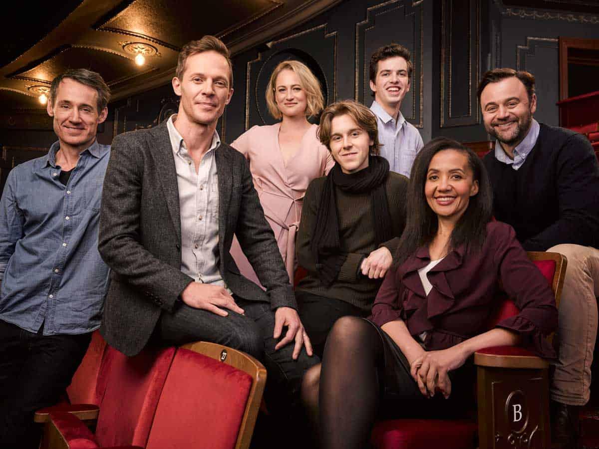Potterish :: Harry Potter, o Ickabog, Animais Fantásticos e JK Rowling Conheça o elenco australiano de Harry Potter and the Cursed Child