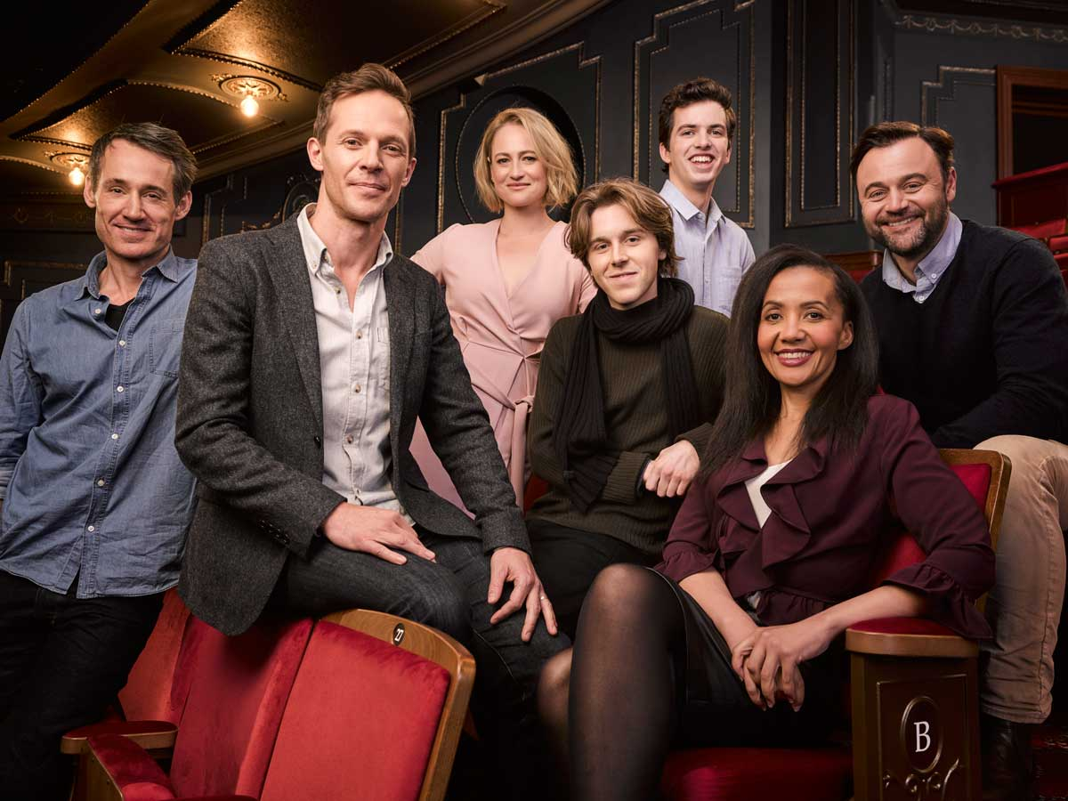 Potterish.com [Year 18] :: Harry Potter, The Ickabog, Fantastic Beasts, JK Rowling, Daniel, Emma & Rupert Meet the Australian cast of Harry Potter and the Cursed Child