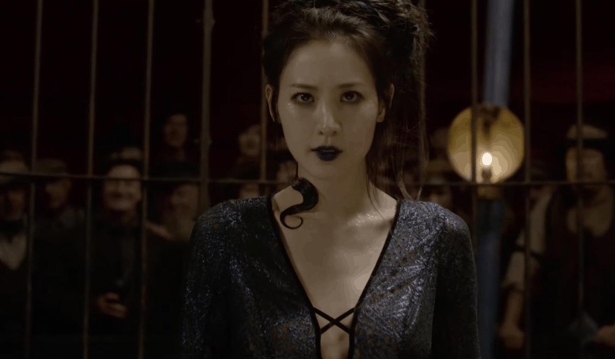 Potterish :: Harry Potter, o Ickabog, Animais Fantásticos e JK Rowling J.K. Rowling defende escalação de atriz asiática como Nagini