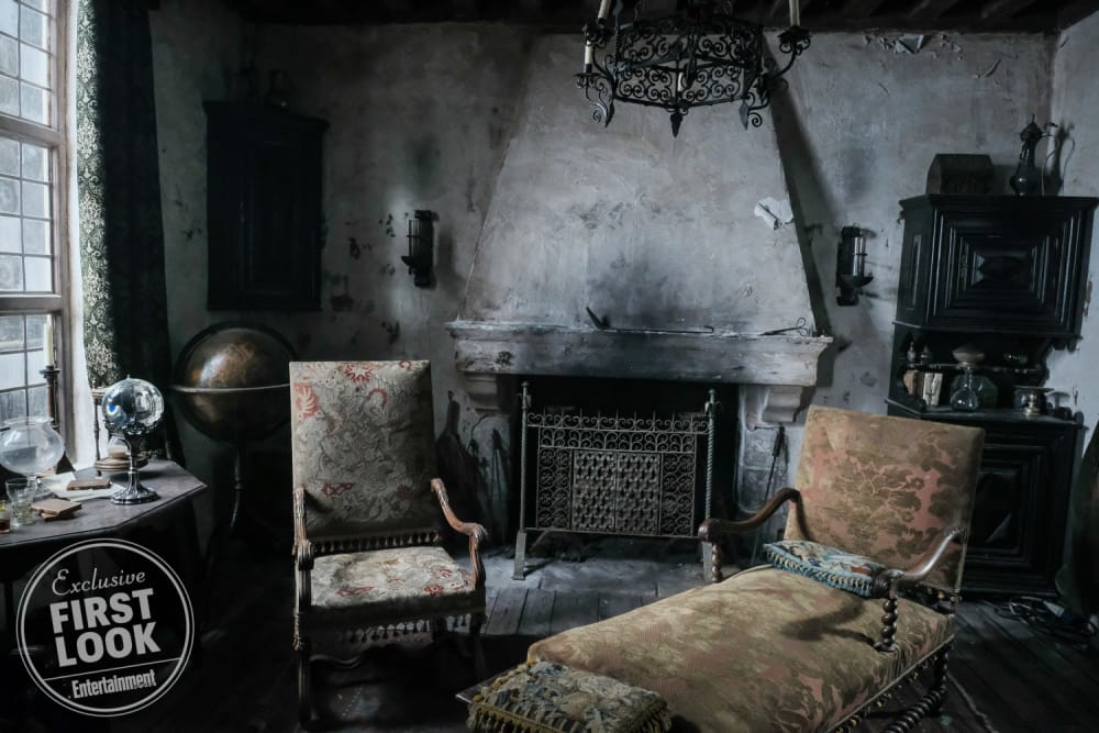 Potterish :: Harry Potter, o Ickabog, Animais Fantásticos e JK Rowling Conheça a casa de Nicolau Flamel em Animais Fantásticos: Os Crimes de Grindelwald