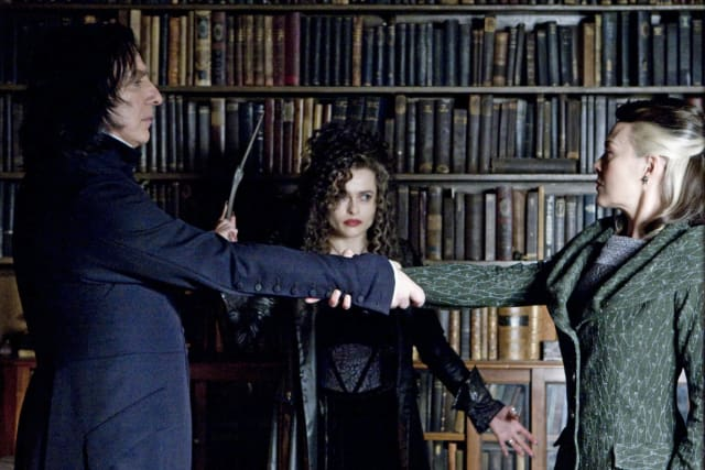SPOILERS: 18 references from Harry Potter in The Crimes of