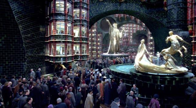 Potterish :: Harry Potter, o Ickabog, Animais Fantásticos e JK Rowling SPOILERS: 18 referências de Harry Potter em Os Crimes de Grindelwald