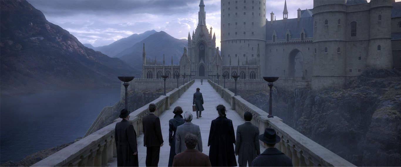 """Potterish :: Harry Potter, o Ickabog, Animais Fantásticos e JK Rowling """"O modo que Grindelwald manipula o amor é abusivo"""", diz Ezra Miller"""