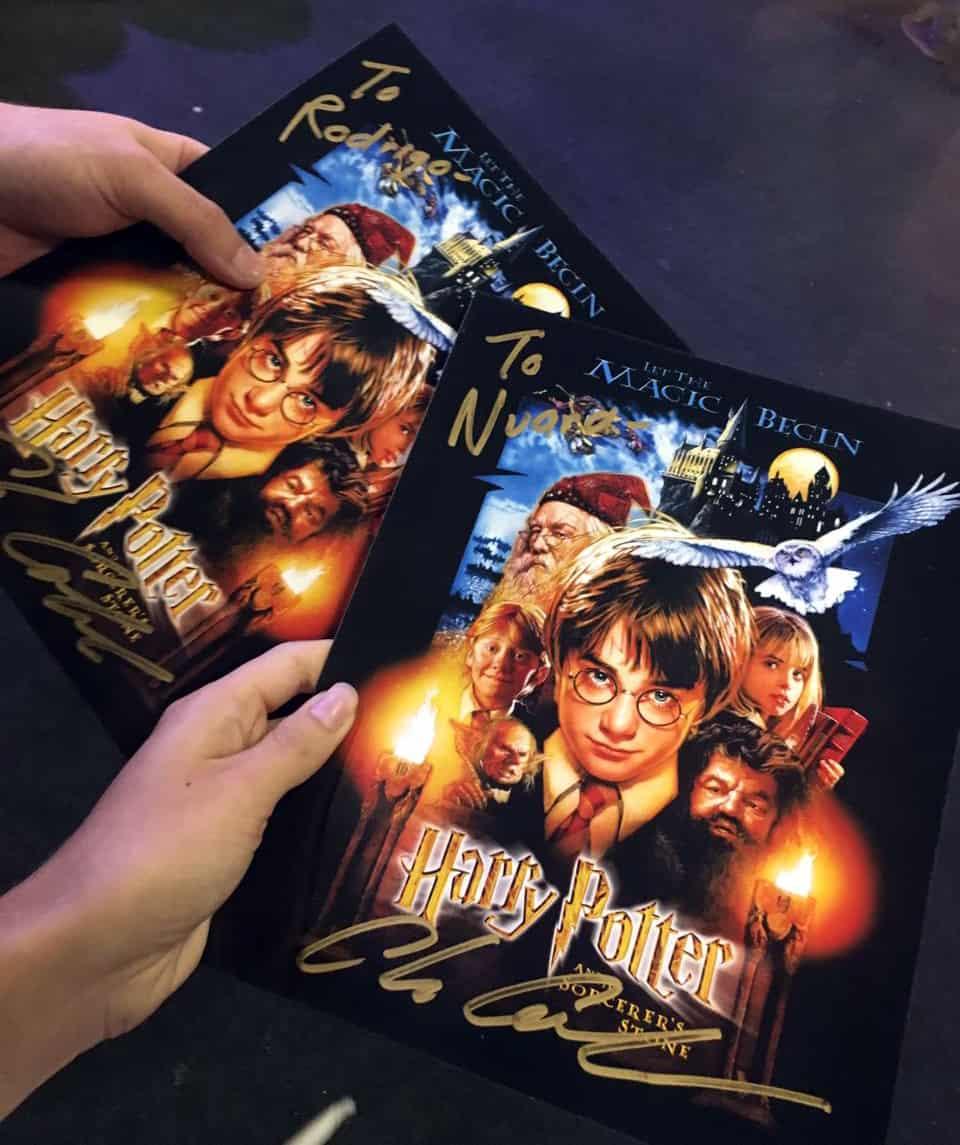 """Potterish :: Harry Potter, o Ickabog, Animais Fantásticos e JK Rowling """"Teria que me esconder se estragasse Harry Potter"""", diz Chris Columbus na CCXP"""