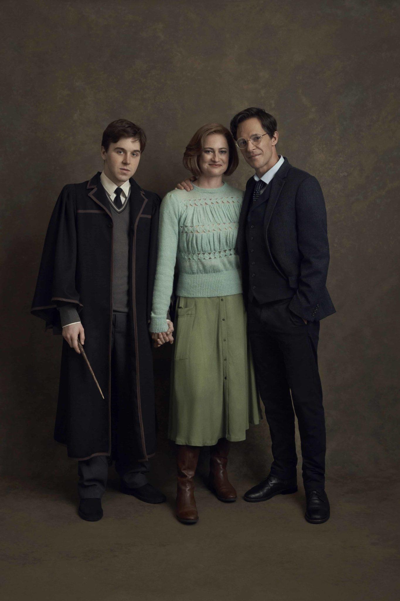 Potterish Primeiras fotos do elenco australiano de Harry Potter and the Cursed Child são reveladas