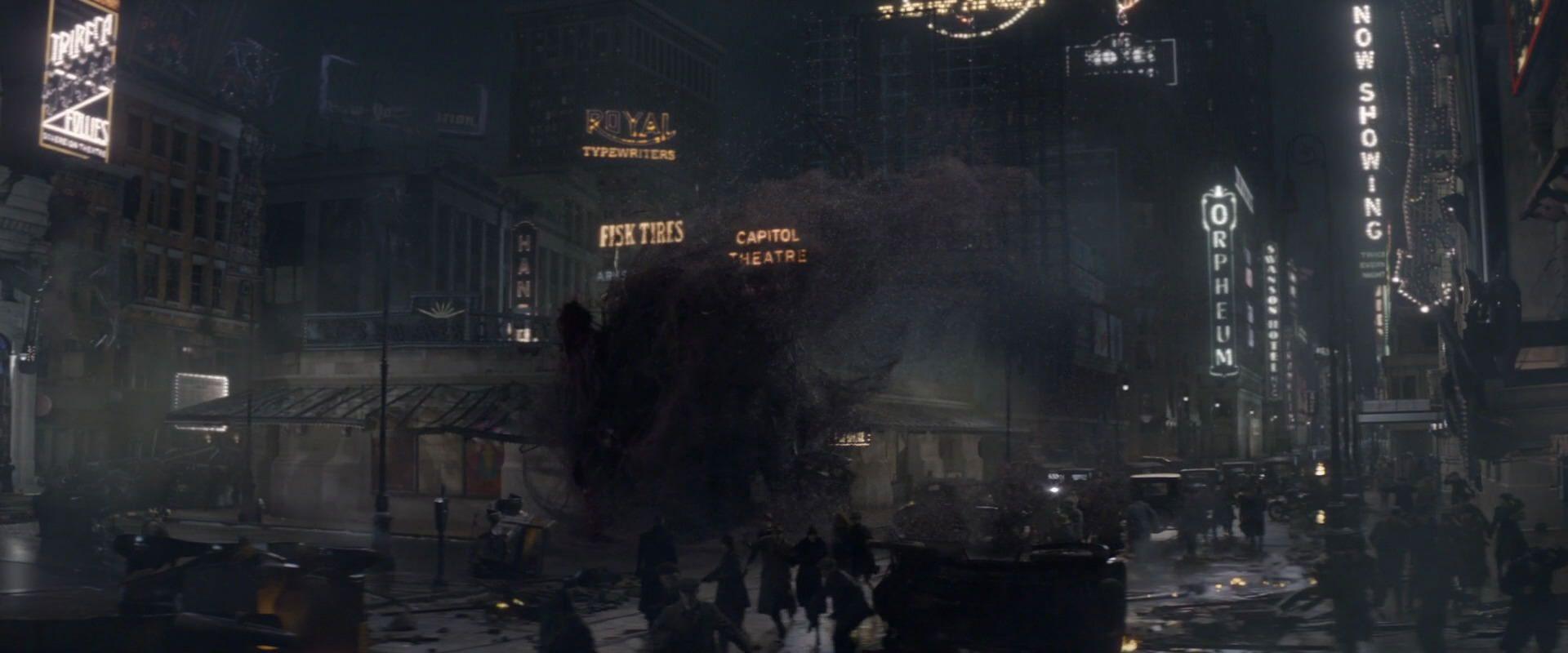 Potterish :: Harry Potter, o Ickabog, Animais Fantásticos e JK Rowling 6 touristic spots from Fantastic Beasts in New York
