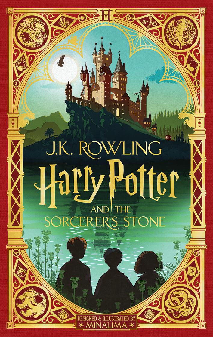 Potterish.com [Year 18] :: Harry Potter, Cursed Child, Fantastic Beasts, JK Rowling, Daniel, Emma & Rupert Harry Potter will get an illustrated edition by the studio MinaLima