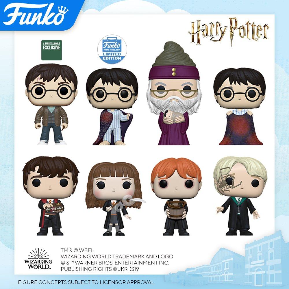 Funko_Harry Potter_linha 2020