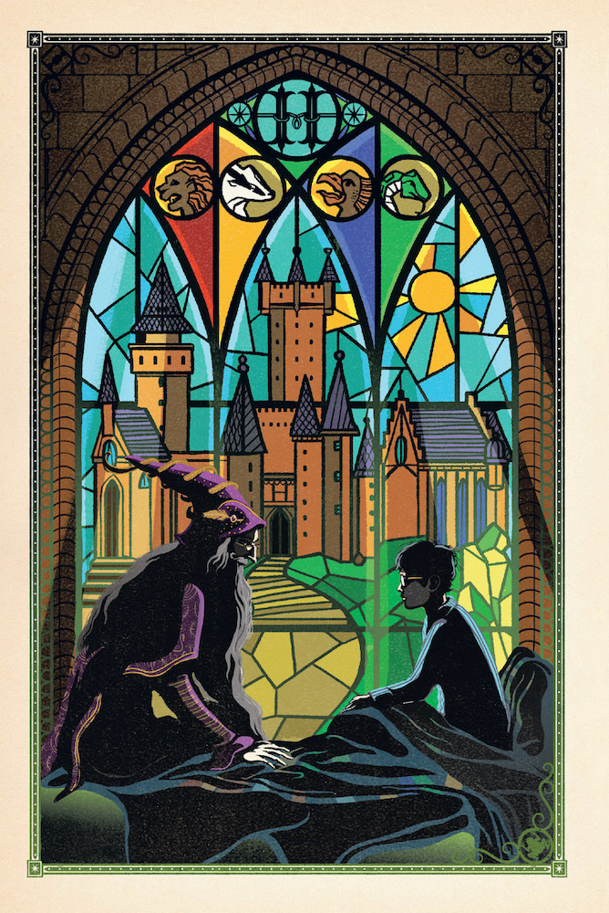 "Potterish.com [Year 18] :: Harry Potter, The Ickabog, Fantastic Beasts, JK Rowling, Daniel, Emma & Rupert GALLERY: New edition of ""Harry Potter and the Philosopher's Stone"" gets previews"
