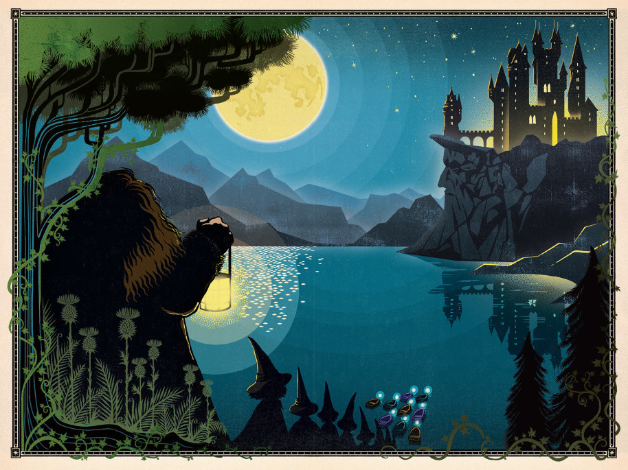 """Potterish.com [Year 18] :: Harry Potter, Cursed Child, Fantastic Beasts, JK Rowling, Daniel, Emma & Rupert GALLERY: New edition of """"Harry Potter and the Philosopher's Stone"""" gets previews"""