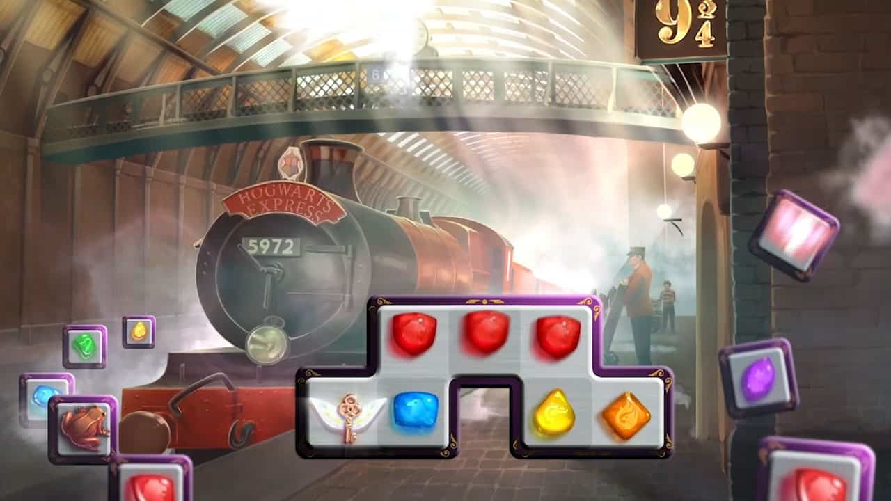 "Potterish.com [Year 18] :: Harry Potter, The Ickabog, Fantastic Beasts, JK Rowling, Daniel, Emma & Rupert Harry Potter will get ""Candy Crush"" style game for Android and iOS; watch the preview"