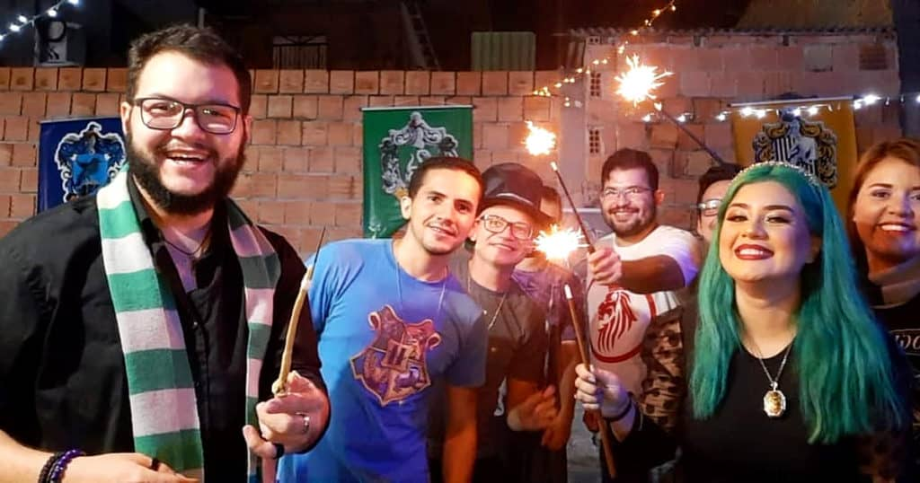 Fã-clube de Harry Potter de Manaus