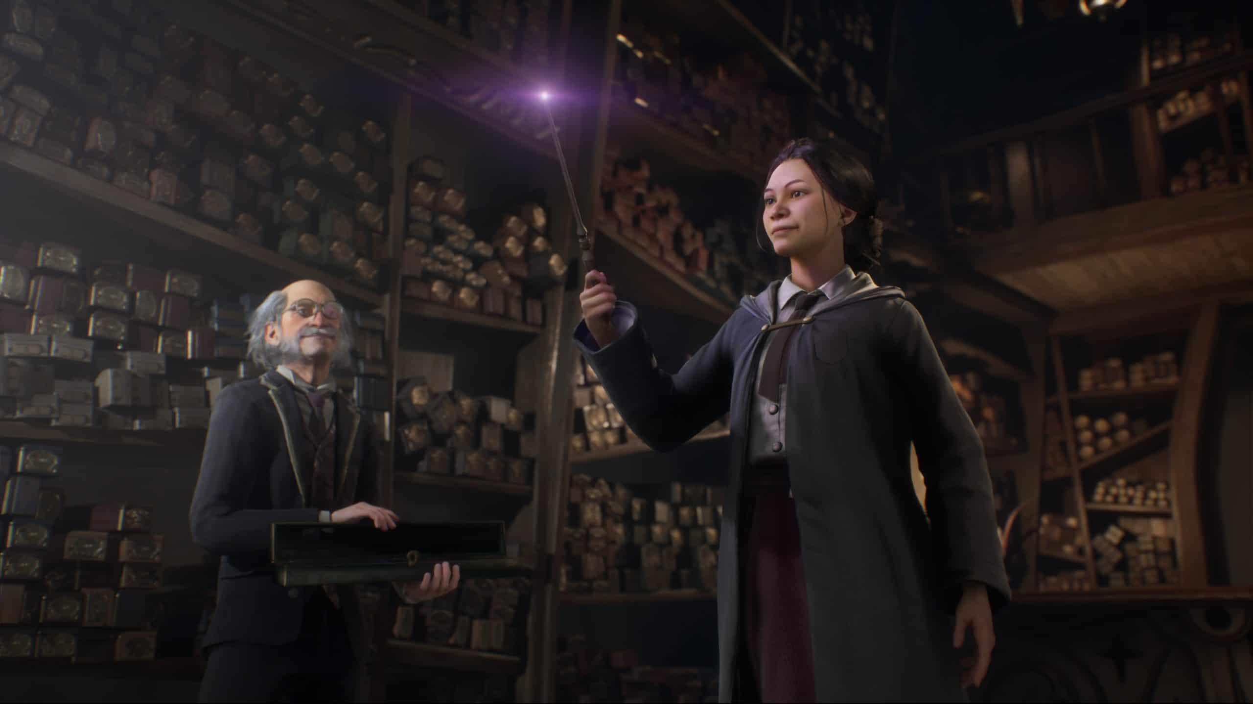 Jogo se passa 100 anos antes de Harry Potter
