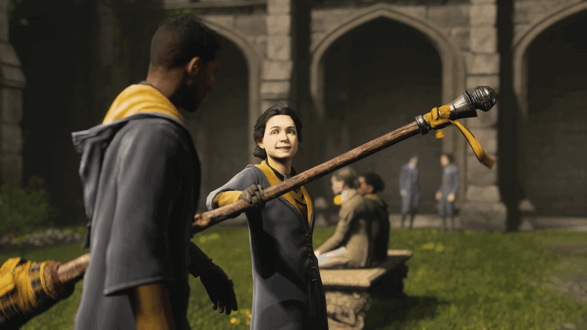GALLERY: Learn all about the new Harry Potter RPG in 30 images