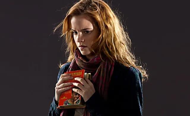 7 livros que daríamos de presente a Hermione Granger