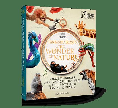 Exposição de Animais Fantásticos terá livro
