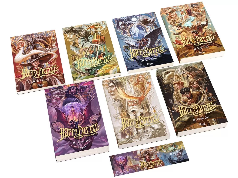Box tailandês de Harry Potter será lançado no Brasil