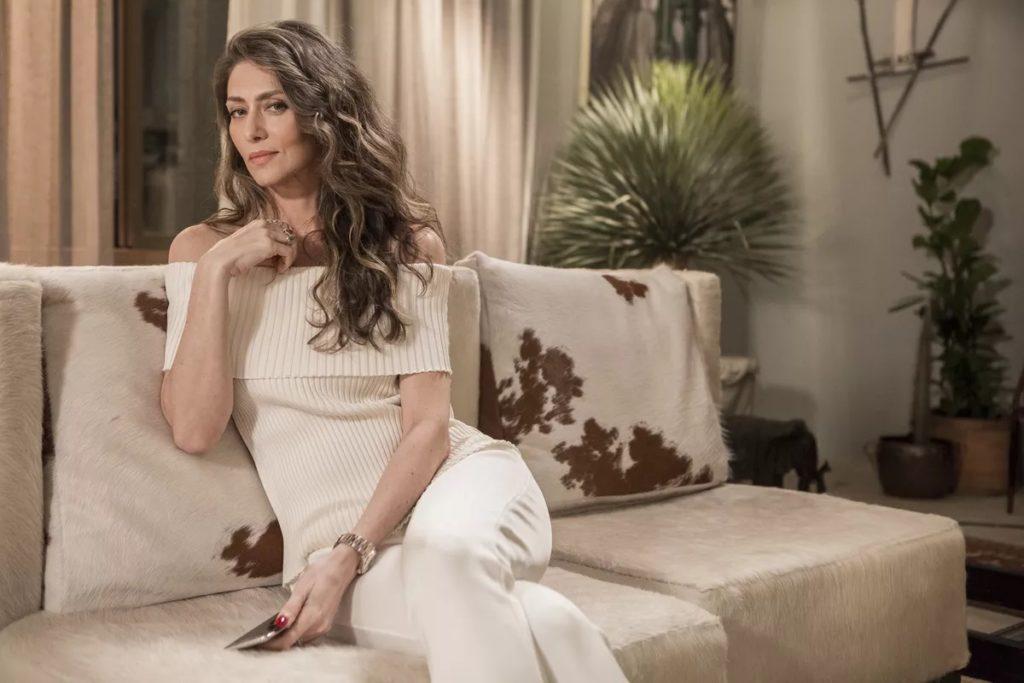 Maria Fernanda Cândido pode estar em Animais Fantásticos