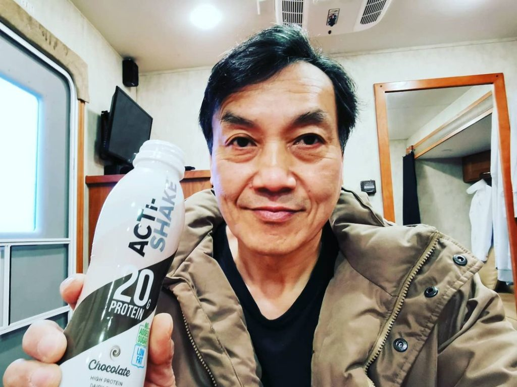 Dave Wong pode fazer parte do terceiro Animais Fantásticos