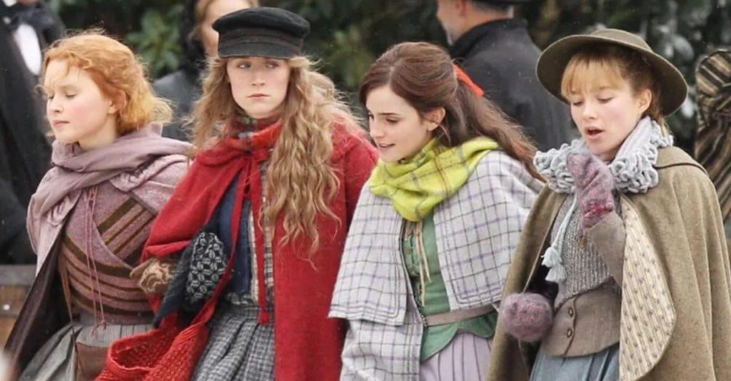 Emma Watson Little Woman