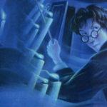 Capa norte-americana de Harry Potter e a Ordem da Fênix